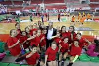 KARŞIYAKA BELEDİYESİ - Karşıyakalı Çocuklar Sporla Buluşuyor