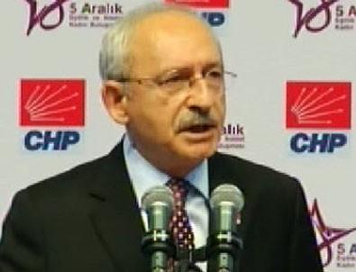 Kılıçdaroğlu: Kudüs üzerinde kimse oyun oynamasın
