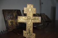 RAHİP - Kiliseden Çalınan Tarihi Eserler Adıyaman'da Ele Geçirildi