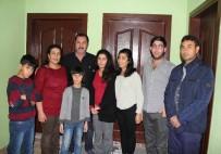 MEHTAP - Kurtarılan Zelal Topçul Ailesine Kavuştu