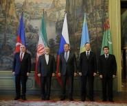 RUSYA - Lavrov Açıklaması 'Hazar Denizi'nin Yasal Statüsüyle İlgili Çalışmalar Tamamlandı'