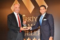 AŞKALE ÇIMENTO - Lütfü Yücelik'e Yaşam Boyu Başarı Ödülü