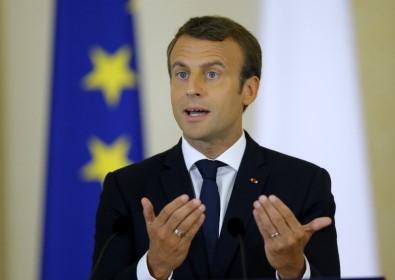 Macron'dan Trump'a 'Kudüs' Uyarısı