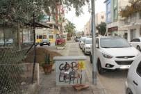 ASKERLİK ŞUBESİ - Manavgat'ta Yaya Geçidine Kapalı Kaldırımlar