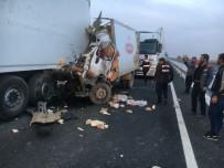 Mardin'de Trafik Kazası Açıklaması 1 Ölü, 1 Yaralı