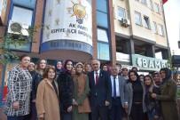 CEMAL ÖZTÜRK - Milletvekili Öztürk Espiye Belediye Başkanı Karadere Hakkında Çıkan İstifa Haberlerini Değerlendirdi