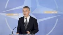 BRÜKSEL - NATO Dışişleri Bakanları Toplantısı Başladı