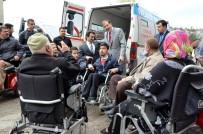 ORHAN BULUTLAR - Palandöken Belediyesi Engelliler İçin Özel Araç Aldı