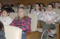 KİLO KONTROLÜ - Prof. Dr. Kurtoğlu Öğrencilere Obezite Ve Erken Ergenliği Anlattı