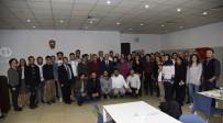 AÇIKÖĞRETİM - Rektör Gündoğan Engelli Öğrencilerle Buluştu