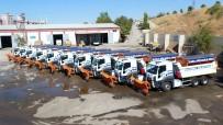 Şahinbey Belediyesi Zorlu Kış Şartlarına Hazır