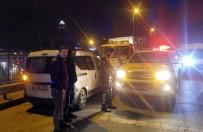 HUZUR MAHALLESİ - Sarıyer'de Temizlik İşçisine Silahlı Saldırı
