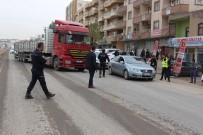 TRAFİK TESCİL - Silopi'de Trafik Kazası Açıklaması 1 Ölü