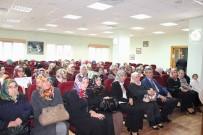 SEÇİLME HAKKI - Suşehri'nde Kadın Hakları Günü Konferansı