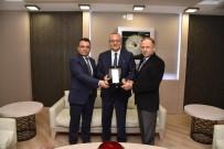 GECEKONDU - Tarihi Kentler Birliği'nden Manisa Büyükşehir'e Ödül