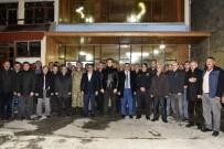 MECLİS BAŞKANLARI - Vali Memiş'ten 2 Bin 50 Metrede Asfalt Emekçilerine Yemek