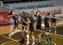 DA SILVA - Vestel Venus Sultanlar Ligi Açıklaması Çanakkale Belediyespor Açıklaması 2 - Galatasaray Açıklaması 3