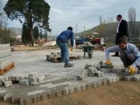 Vezirhan Belediyesi Parke Çalışmalarını Sürdürüyor