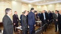 SİGARA DENETİMİ - Yılın Son Kaymakamlar Toplantısı Yapıldı