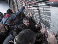 KURTARMA PAKETİ - Yunanistan'da 'kemer sıkma' karşıtı gösteri
