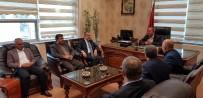 MEHMET ERDOĞAN - AK Parti'li Başkanlar İade-İ Ziyarette Bulundu
