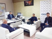 HÜRRİYET MAHALLESİ - AK Parti Merkez İlçe Teşkilatından Ziyaretler