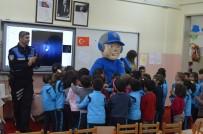 Anaokulu Öğrencilerine Polislik Mesleği Anlatıldı