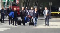 PORTO - Atiker Konyaspor Portekiz'e Ulaştı