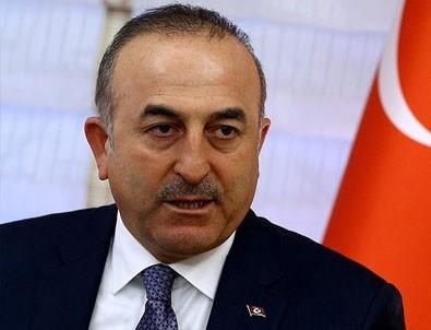 Bakan Çavuşoğlu: Hukukun açık bir ihlali