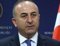 Bakan Çavuşoğlu: Kudüs kararını reddediyoruz