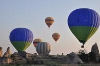 TURİZM BAKANLIĞI - Balon Turizmi 2018'De İzmir'e De Taşınıyor
