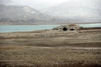 ERDEMIR - Baraj Suyu Çekildi, Altınapa Hanı Ortaya Çıktı