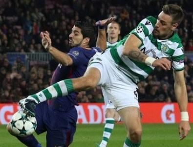 Barcelona, Sporting'e şans tanımadı!