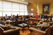 İÇEL İDMANYURDU - Baro Başkanı Er Açıklaması 'Mersin İdmanyurdu'na Destek Vermeye Hazırız'