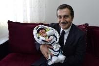 ŞEHİT ANNESİ - Başkan Ataç Bebek Ziyaretlerini Sürdürüyor