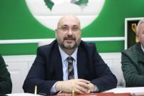 DEVRE ARASı - Başkan Bozbağ Açıklaması 'Dale'nin Giresunspor'a Çok Faydalı Olduğunu Düşünmüyorum'