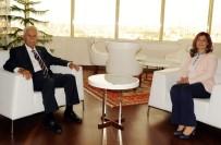 Başkan Çerçioğlu Açıklaması 'İsmet Sezgin'i Şükranla Anıyoruz'