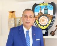 ESNAF ODASı BAŞKANı - Başkan Karamercan'dan Esnafa Mevlana Haftası Uyarısı