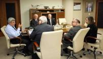 ESNAF ODASı BAŞKANı - Başkan Karaosmanoğlu, Her Kesimden Ziyaretçilerini Ağırlıyor