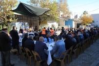 TURUNÇOVA - Başkan Sarıoğlu, Sanayi Esnafı İle Buluştu