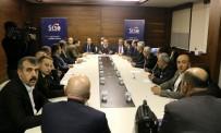 OSMAN YıLDıRıM - Başkanlar Kurulu, Cumhurbaşkanı Erdoğan'dan Taleplerde Bulunacak