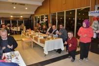 MUHAMMET ÖNDER - Belediye Başkanı Saraoğlu'ndan Engellilere Yemek
