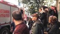 OKSIJEN - Beyoğlu'nda Yangın Paniği, Mahalleli Sokağa Döküldü