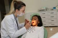 KANAL TEDAVISI - Büyükşehir 18 Bin 396 Çocuğun Dişini Tedavi Etti