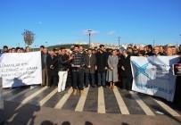 TRUVA ATI - Çanakkale'de İsrail'e 'Kudüs' Tepkisi