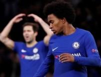 ATLETICO MADRID - Chelsea, sahasında grup liderliğini kaçırdı!