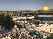MÜZAKERE - Çin'den 'Kudüs' Açıklaması