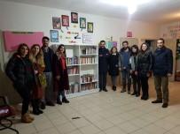 GÖLLER - Çocuk Hakları Komisyonu'ndan Köy Okuluna Kütüphane