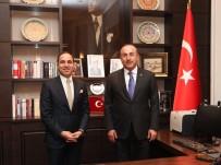 MEVLÜT ÇAVUŞOĞLU - Dışişleri Bakanı Çavuşoğlu, Belgrad Büyükelçiliğini Ziyaret Etti