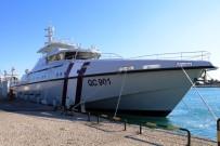 GÖVDELI - Dünyanın En Hızlı Açık Karakol Gemisi Türkiye'den